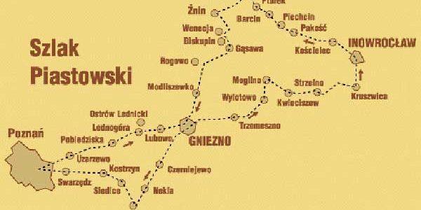 10 najważniejszych atrakcji na Szlaku Piastowskim
